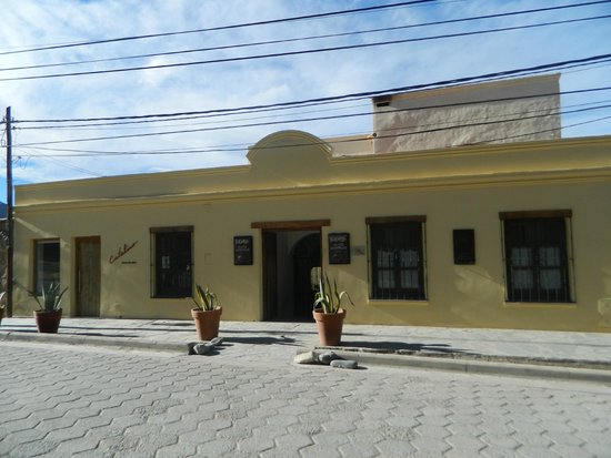 El Cortijo Hotel Boutique: Frente del hotel