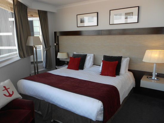 Mercure Liverpool Atlantic Tower Hotel: comfortable room