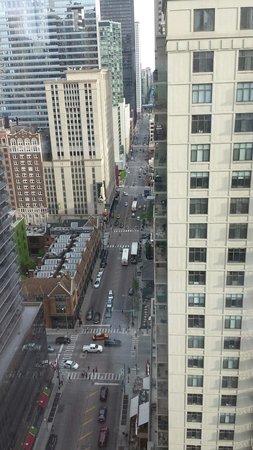 dana hotel and spa: Vue à partir de la terrase sur le toit