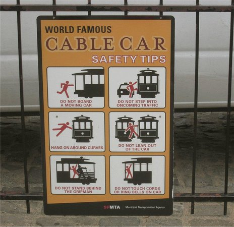 Cable Cars: Cable Car Safety Tips