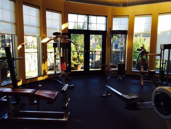 Westin Bear Mountain Victoria Golf Resort & Spa: Fitness Center