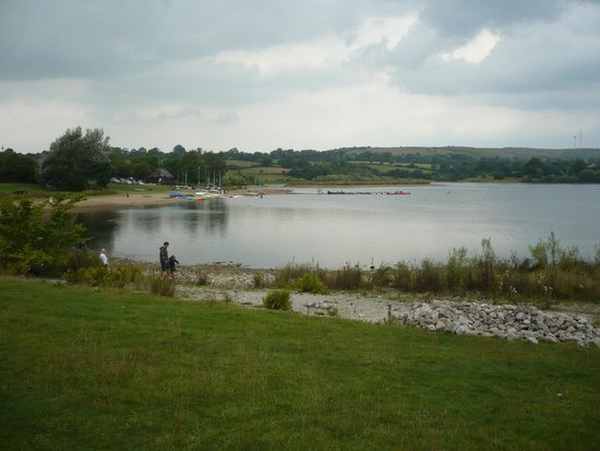 Carsington Water : Activities on the water