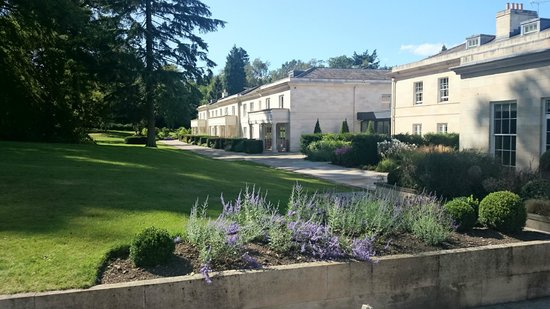 Rudding Park Hotel: We were in the Follifoot Wing