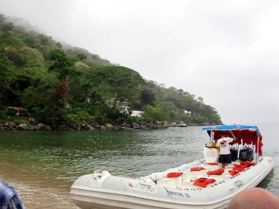 Vallarta Adventures: The speed boat (Hidden Mexico)