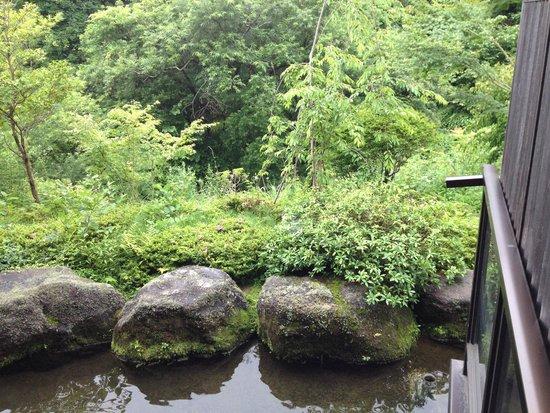 Okunoin Hotel Tokugawa: 部屋からの景色