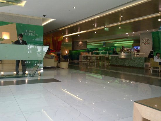 Al Khoory Executive Hotel – Al Wasl: Lobby