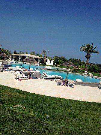 Hotel Borgo Pantano: piscina caraibica