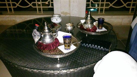 Waldorf Astoria Ras Al Khaimah: Teatime