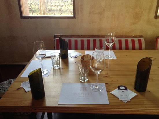 Uncorking Argentina Private Tours: In one of the wineries !
