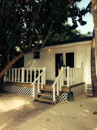 Atlantic Bay Resort: our patio again