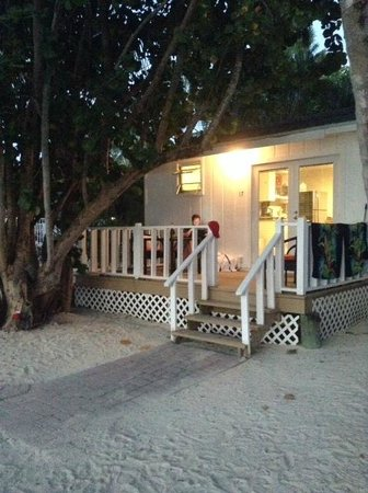 Atlantic Bay Resort: patio