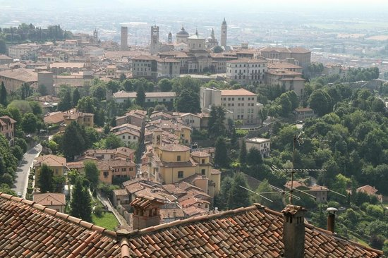 Funicolare San Vigilio : Morning view from San Vigilio