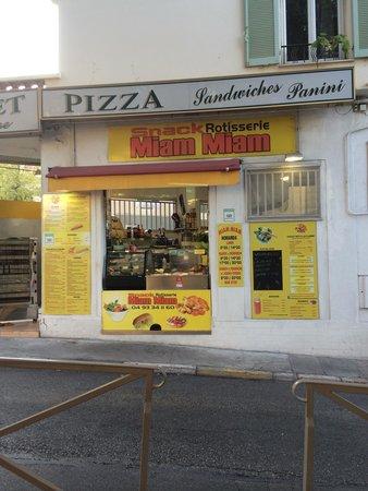 Miam Miam : front