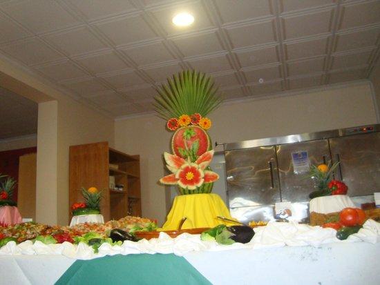 Apartamentos Best Pueblo Indalo: food pics