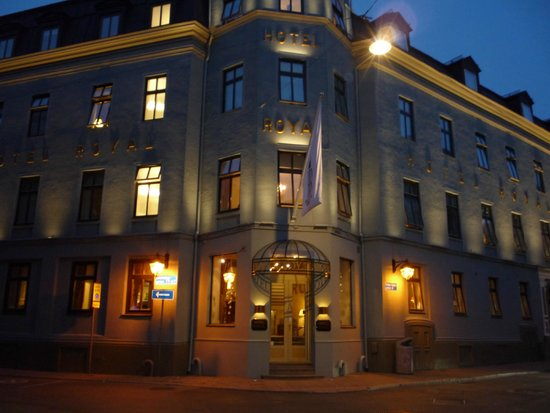Hotel Royal Gothenburg: Main Entrance
