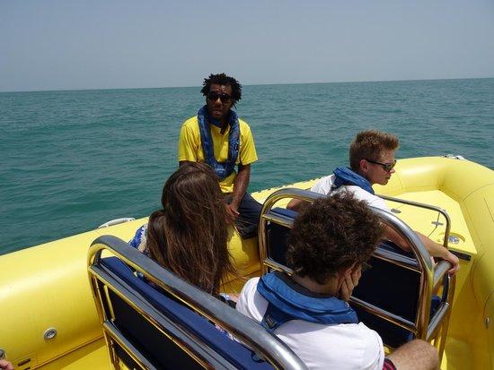 The Yellow Boats : Petite halte photos avec explications sur le site