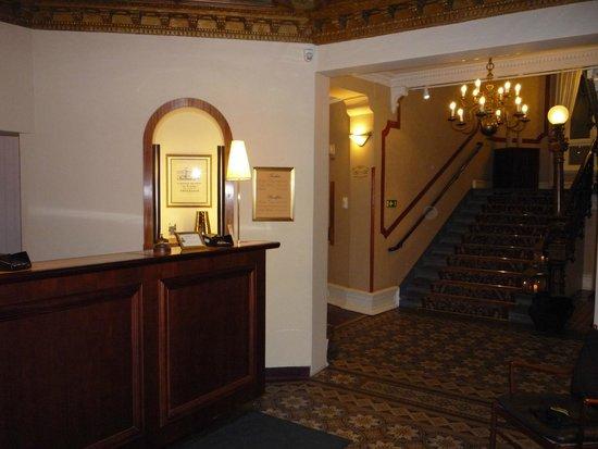 Hotel Royal Gothenburg: Lobby