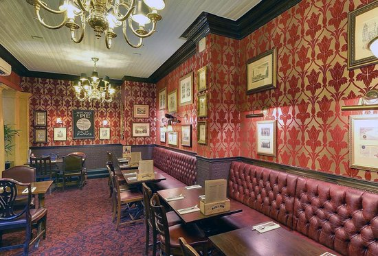 The Old Bank of England: la salle ou nous avons mangé
