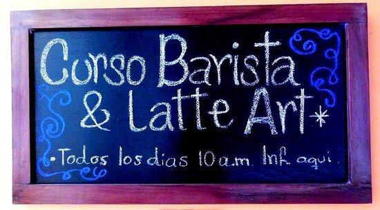 Café de los Sueños: Barismo