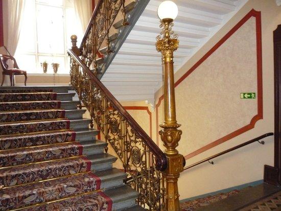 Hotel Royal Gothenburg: Stairway