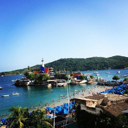 Playas Caleta y Caletilla: Caleta caletilla