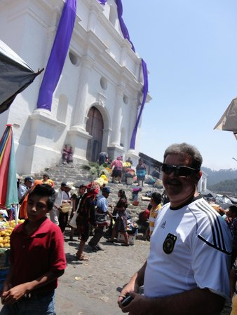 Santo Tomas Church: Iglesia Santo Tomas Chichicastenango