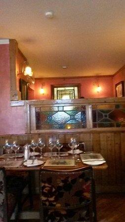 Bricin Restaurant: Bricin