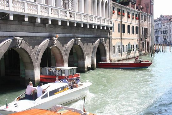 The Venice Experience - Tours : Fire Boats