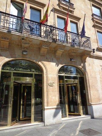 Hotel Alameda Palace: Fachado do hotel