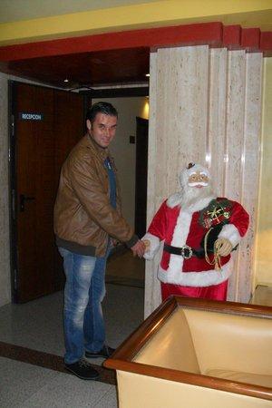 Hotel Apartamentos Vistamar : decoracion recepcion