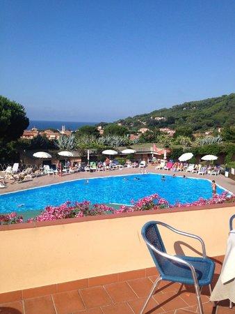 Hotel Residence Isola Verde : piscina incantevole
