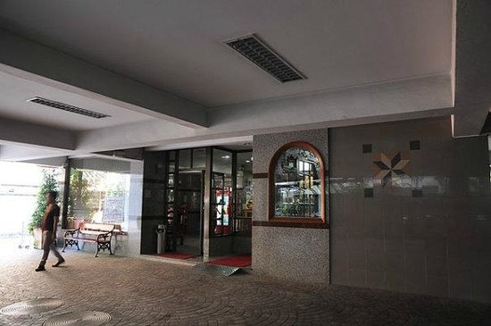 Starry Place: lobby front