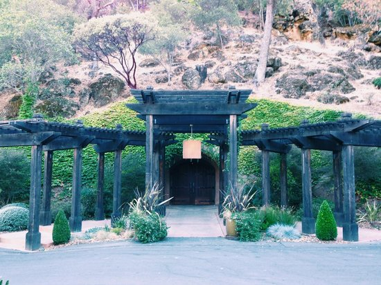 Calistoga Ranch, An Auberge Resort: Wine cave