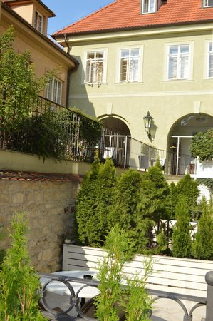Appia Hotel Residences: Место отдыха