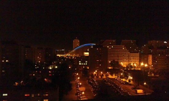 Hotel Medium Valencia: Вид из номера