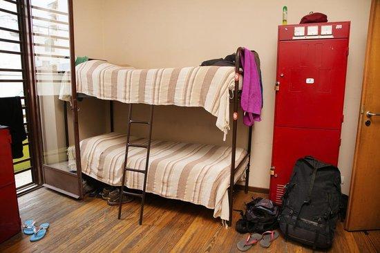 Puerto Limon Hostel : Habitacion Compartida