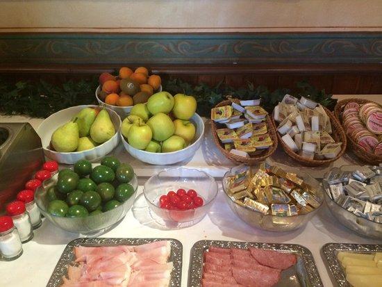 Hotel Turnerwirt: Breakfast