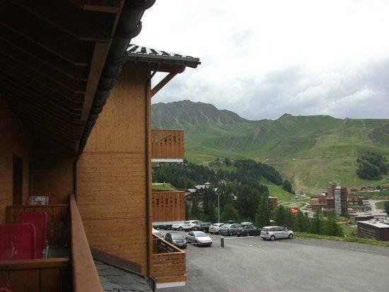 Residence LVH Vacances - Sun Valley : vue