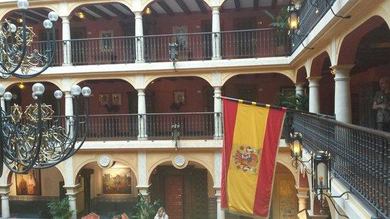 Hôtel El Andaluz : L hôtel il y a 1 jour