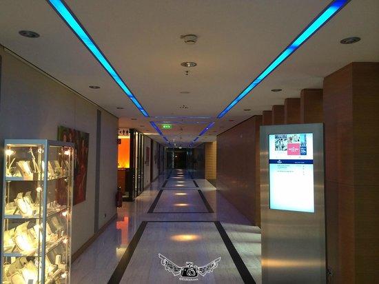 Hilton Duesseldorf: Conference center
