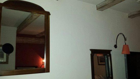 Hôtel El Andaluz : La chambre juste magnifique et on a prix la moins chère