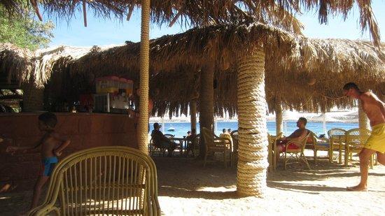 Prima Life Makadi: Beach bar
