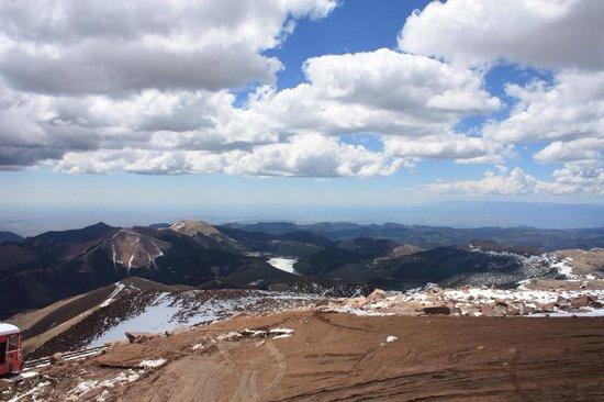 Pikes Peak - America's Mountain: Gorgeous!