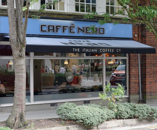 Caffe Nero Welwyn Garden City 31 Howardsgte Restaurant Reviews Photos Tripadvisor