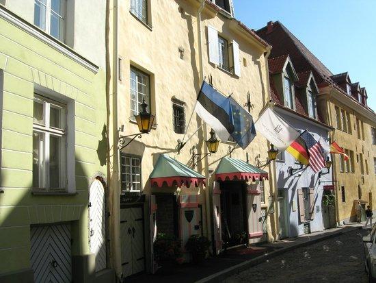 Hotel Schlossle: esterno