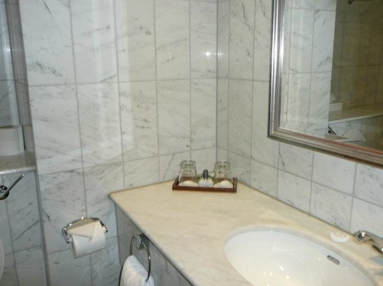 Park Lane Mews Hotel: Stanza da bagno
