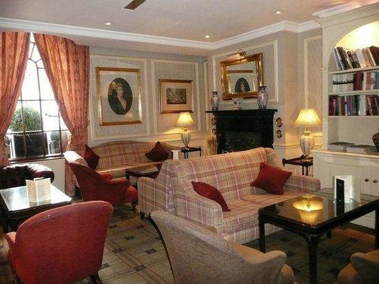 Park Lane Mews Hotel: Sala