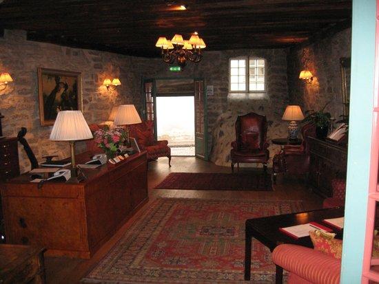 Hotel Schlossle: lobby