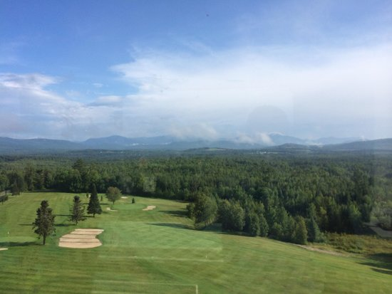 Mountain View Grand Resort & Spa: View from tower
