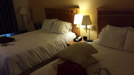 Hampton Inn Hallandale Beach/Aventura: quarto